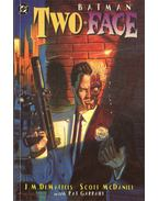 Batman: Two Face - Crime and Punishment