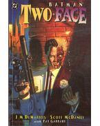 Batman: Two Face - Crime and Punishment