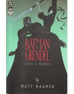 Batman/Grendel: Devil's Riddle Book 1