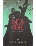 Batman/Grendel: Devil's Riddle Book 1