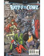 Batman: Battle for the Cowl 3.