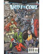 Batman: Battle for the Cowl 3.