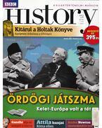 BBC History 2011. április