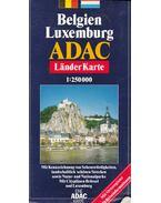 Belgien, Luxemburg 1:250 000