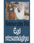 Égő rózsamáglya - Belohorszky Pál