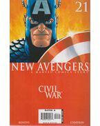 New Avengers No. 21. - Bendis, Brian Michael, Chaykin, Howard