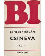 Csineva I-II. kötet - Benedek István