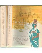Bengáli tűz I-II. kötet