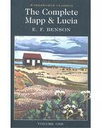 The Complete Mapp and Lucia Volume One - BENSON, E.F.