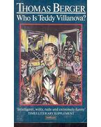 Who Is Teddy Villanova? - Berger, Thomas
