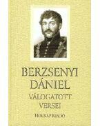 Berzsenyi Dániel válogatott versei - Berzsenyi Dániel