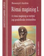 Római magánjog I. - Bessenyő András