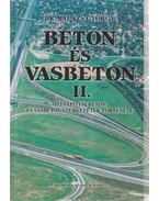 Beton és vasbeton II.