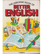 The Usborne Book of Better English