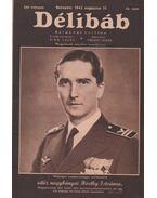 Délibáb 1943. XVII. évf. 34. szám - Bibó Lajos