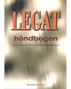 Legat håndbogen – Med kollegier for alle uddannelsessØgende - BILLESO, PER – JYLLING, BERTIL