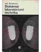 Biokémiai laboratóriumi technika