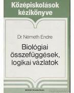 Biológiai összefüggések, logikai vázlatok