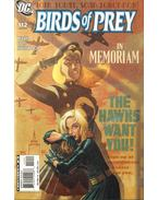 Birds of Prey 112.