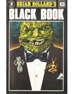 Brian Bolland's Black Book No. 1