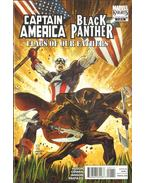Black Panther/Captain America: Flags of Our Fathers No. 1