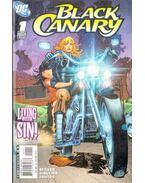 Black Canary 1.