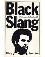 Black Slang