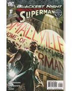 Blackest Night: Superman 1.