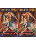 Királyi szenvedély I-II. kötet - JENNIFER BLAKE