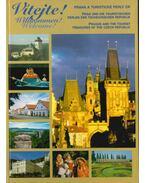 Vítejte! - Praha a turistické perly CR - Blanka Langerová