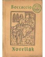 Novellák - Boccacio