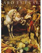 Kard és ecset (dedikált) - Bodnár Éva