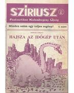 Szíriusz 6. szám - Bodnár Lóránt