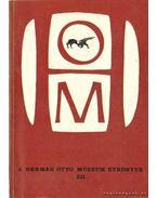 A Herman Ottó Múzeum Évkönyve XII. - Bodó Sándor