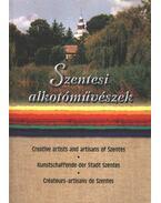 Szentesi alkotóművészek - Bodrits István