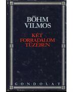 Két forradalom tüzében - Böhm Vilmos