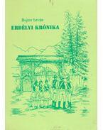 Erdélyi krónika (dedikált) - Bojtor István