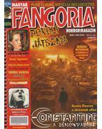 Magyar Fangoria 2005. III. szám - Böjtös Gábor