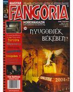 Magyar Fangoria 2006. VI. szám - Böjtös Gábor