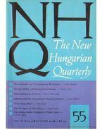 The New Hungarian Quarterly 1974. Autumn, No. 44. - Boldizsár Iván