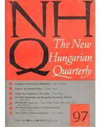 The New Hungarian Quarterly 97 - Spring 1985 - Boldizsár Iván