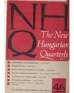 The New Hungarian Quarterly No. 46 - Boldizsár Iván