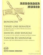 Táncok és szonáták 2 (furulya és zongora)