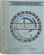 Mikszáth almanachja 1917.