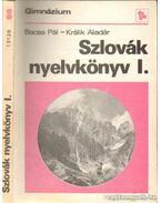 Szlovák nyelvkönyv I.