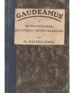 Gaudeamus I
