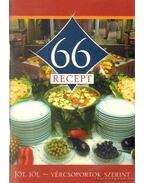66 recept - Borics Kata