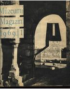 Múzsák Múzeumi Magazin 1969-1972 évfolyamok