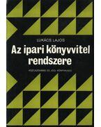 Az ipari könyvvitel rendszere