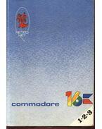 Commodore 16 1.2.3